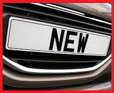 Register New Vehicle